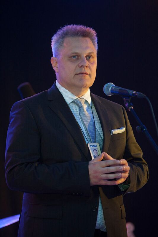 """Linnavuori unit and its personnel represents the top know-how in this field. This unit is an integral part of life cycle support services, which are continuously developed in Patria, by for example the development of new repair methods,"" says Martti Wallin, President of the Aviation Business Unit."